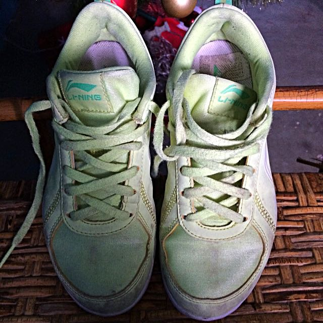 Lining Rubber Shoes