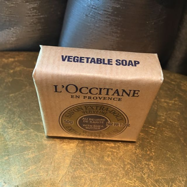 L'Occitane Verbena Vegetable Extra Gentle Soap with Shea Butter 50gm Etude Tony Moly Missha