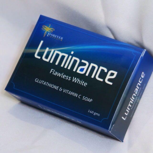 Luminance Soap