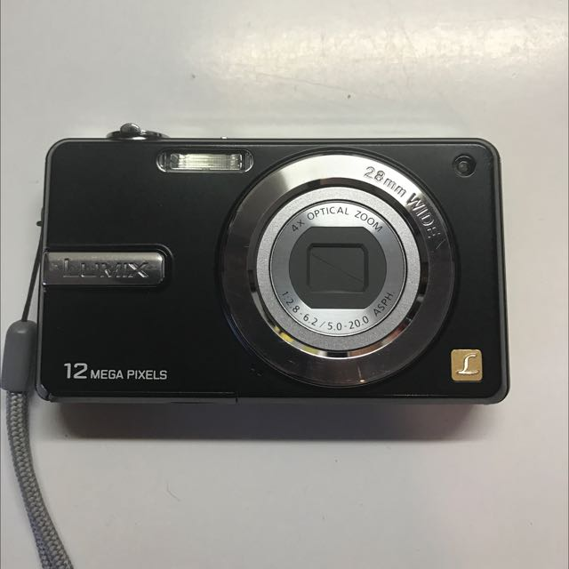 LUMIX - 12 Mega Pixel Camera