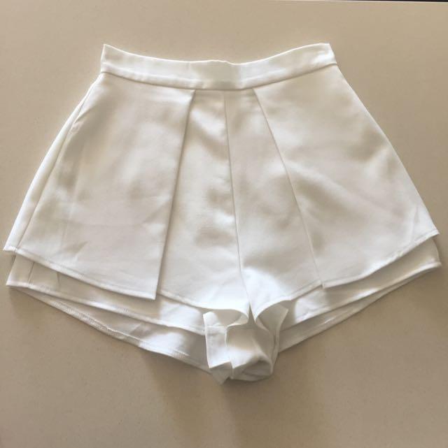 Luvalot High Waste Shorts