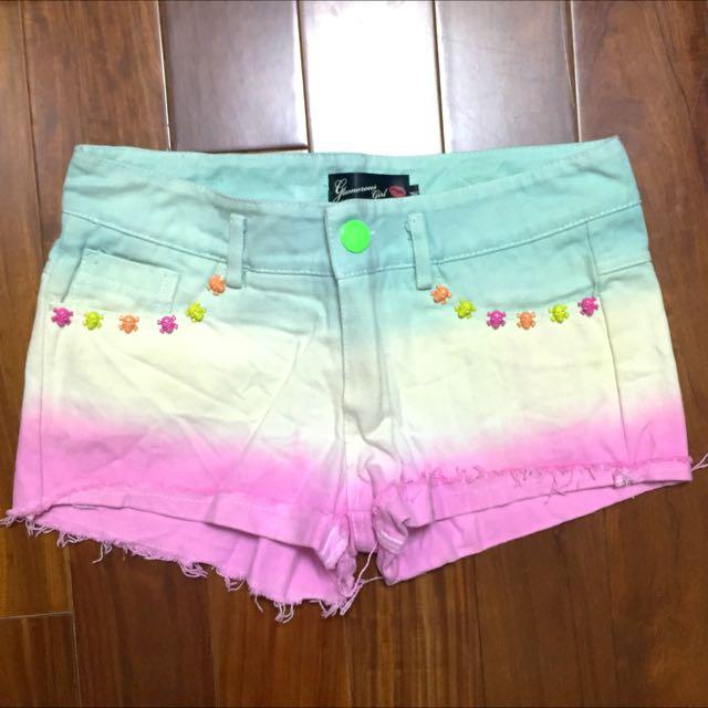 Major 日本連線渲染短褲