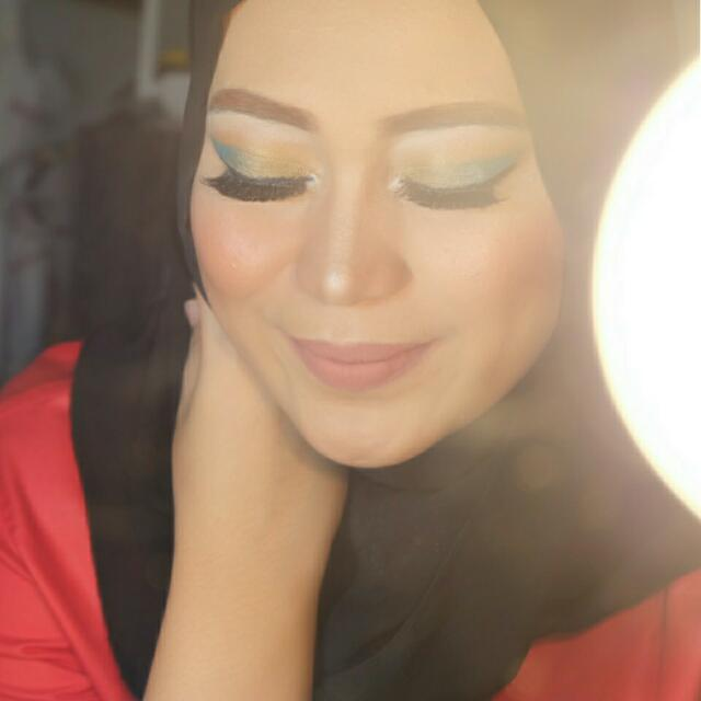 Makeup Wedding,wisuda'dll