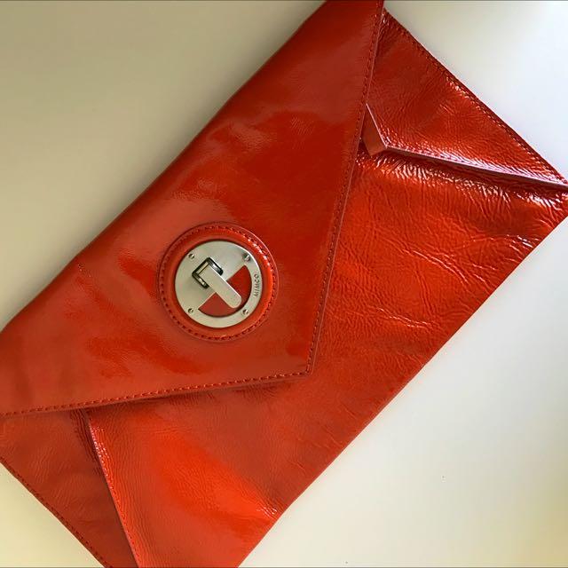 Mimco Envelope Clutch
