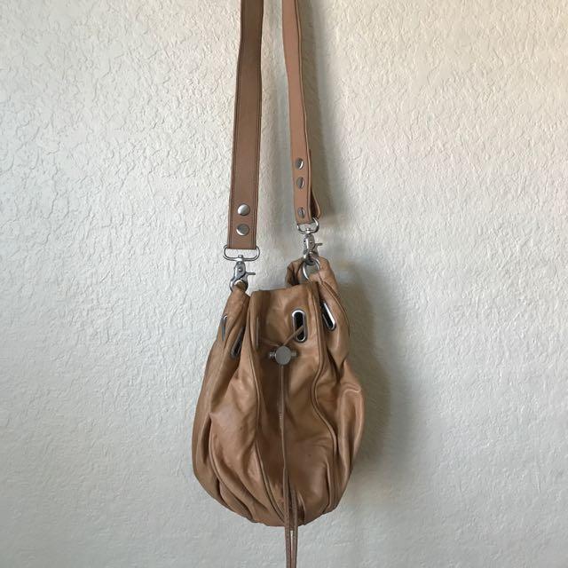 Mimco Tan Shoulder Bag