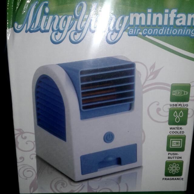 Mini Cooler Fan