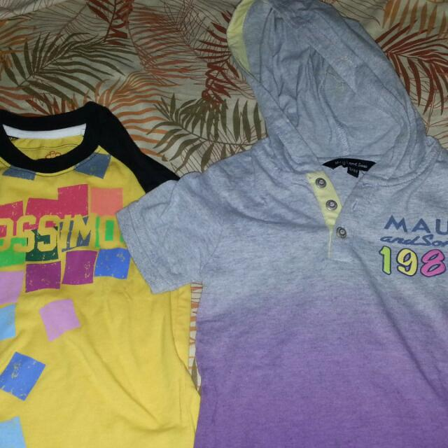 MOSSIMO/MAUI & SONS 3-4yo Bundle