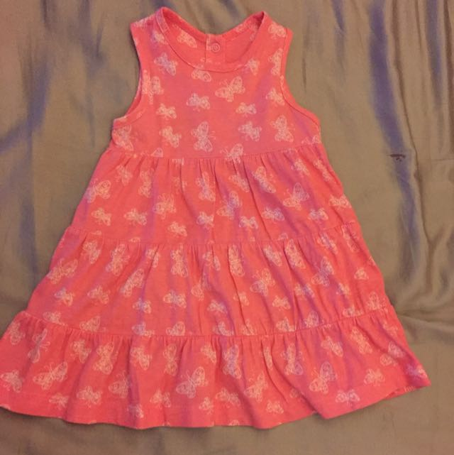 Mothercare Butterfly Dress