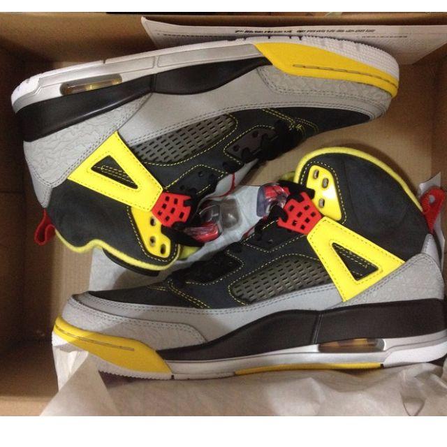 便宜賣喔,Nike Air Jordan Spizike Lee 史派克李 3M 反光 315371-050