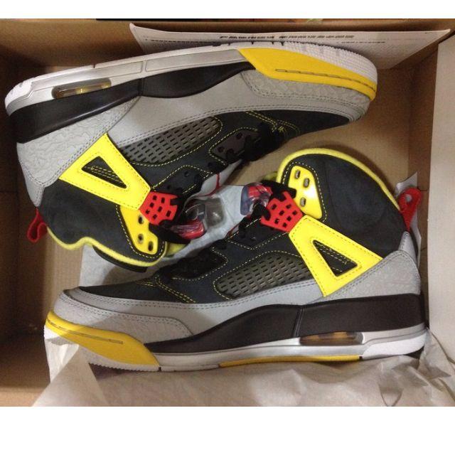 降!便宜賣喔,Nike Air Jordan Spizike Lee 史派克李 3M  反光 315371-050