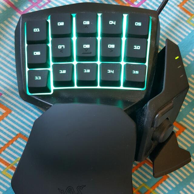 Razer Tartarus Chroma Keyboard