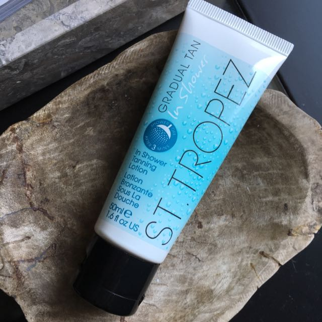 St Tropez In Shower Tanning Lotion