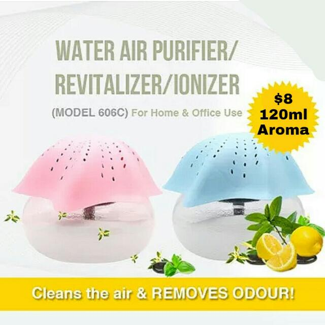 Star Water Air Purifier