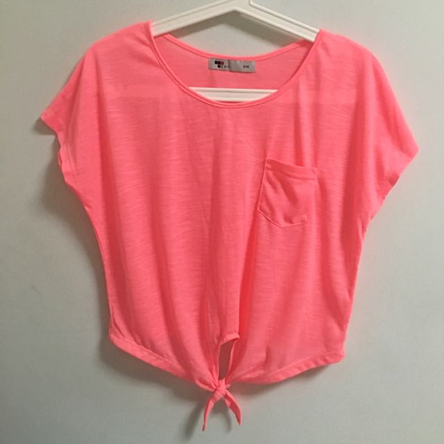 TEMT Knotted Shirt
