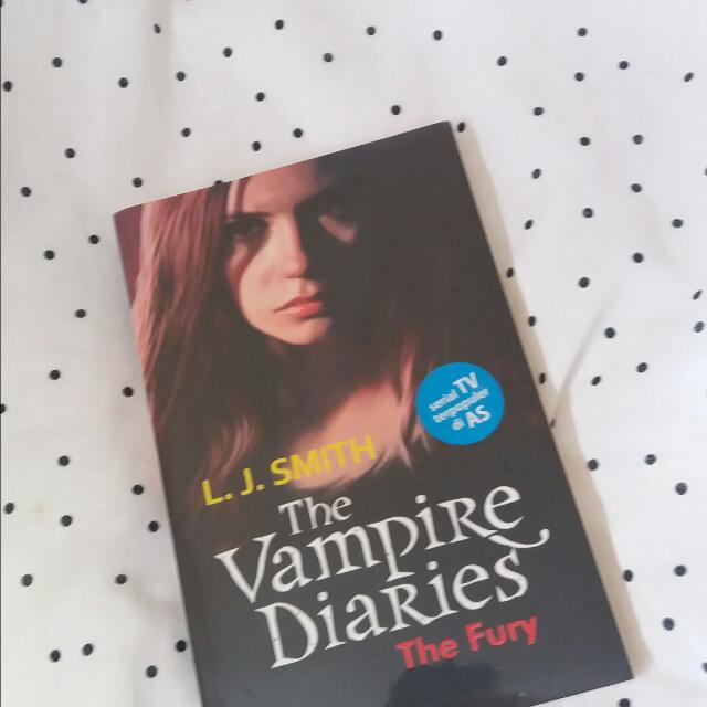 The Vampire Diaries : The Fury
