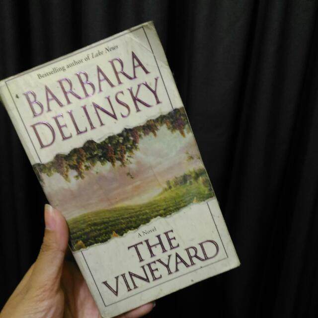 The Vineyard By Barbara Delinsky
