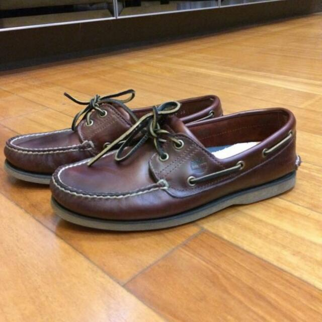 Timberland Boat Shoes 8M. Unwanted Gift! Excellent Conditions!