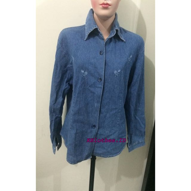 Top Denim KH1257