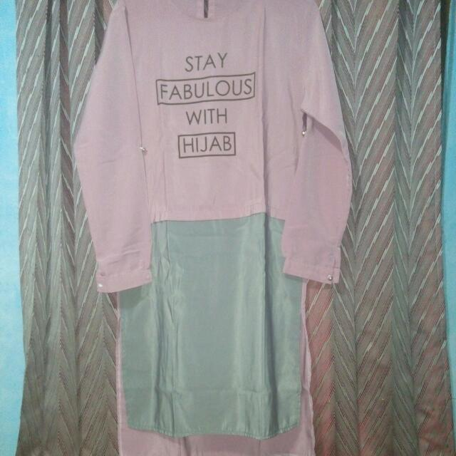 Tunic Stay Fabulous With Hijab