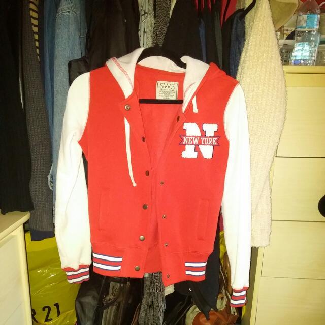 Urban Planet Varsity Jacket
