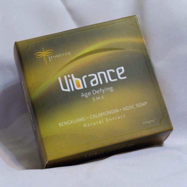 Vibrance Soap