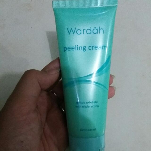Wardah Peeling Cream
