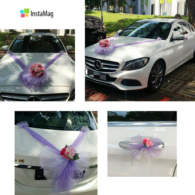 Wedding Car Decor Bulletin Board Looking For On Carousell