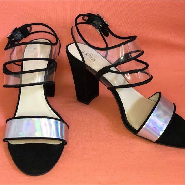 Wittner Holographic High Heels