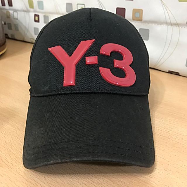 Y-3棒球帽
