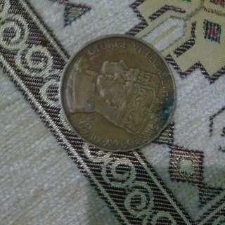 Straits Settlements Medallion Penang