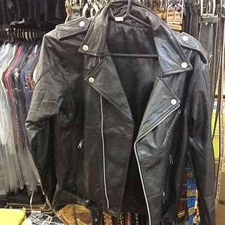 Leather Jacket (Unisex)