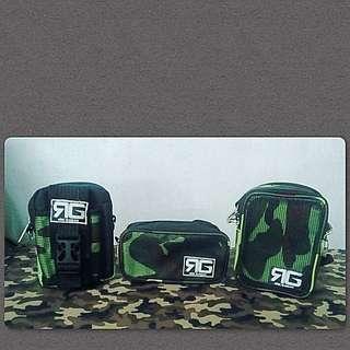Price May Vary RG Bag Camou