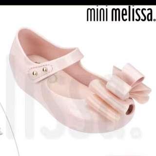 Mini Melissa Bow Us 11
