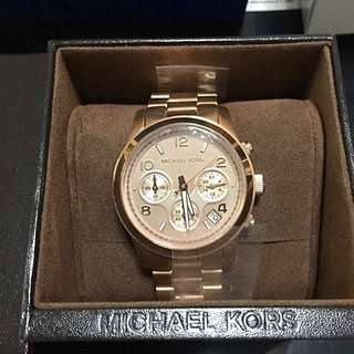 MICHAEL KORS Michael Kors MK5128 Watch Women's Runway Chronograph