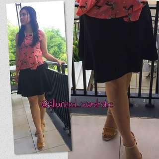 Wavey Skirt