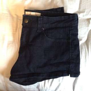 F21 Denim Shorts