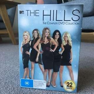 The Hills Box Set