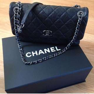 Seasonal chanel flap bag