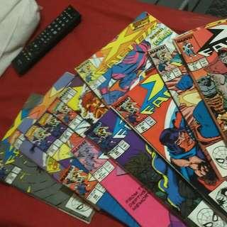 Marvel comics X - Factor
