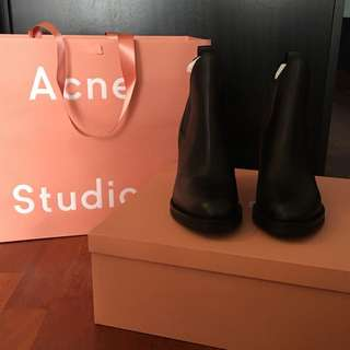 Acne Star Boots