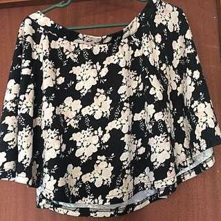 Size L Flower Skirt