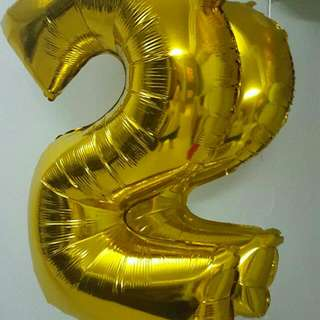 40inch Foil Helium Balloons