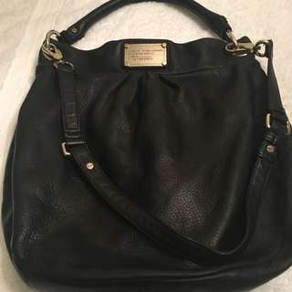 Marc Jacob Hobo Bag With Magnetic Lock