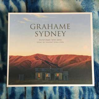 Grahame Sydney Paintings 1972-2014 Book