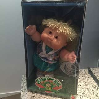 Authentic Cabbage Patch Kid
