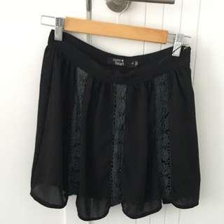 Paper Heart Skirt