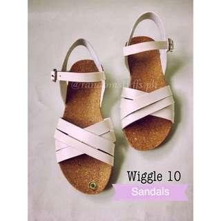 Flat Sandals (Birken-inspired)