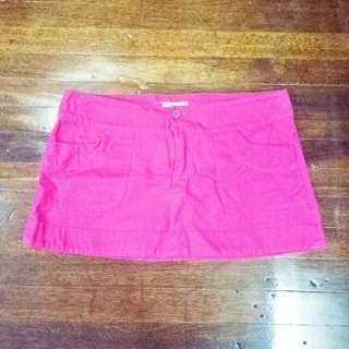 CTN ON Pink Skirt