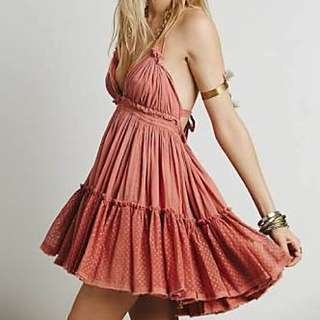 Free People Dress Size M