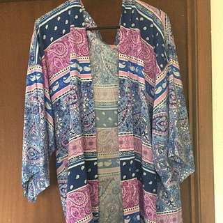 Size S/M Haylie Kimono